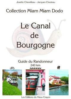 Canal Du Bourgogne Guide Du Randonneur