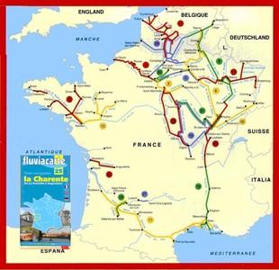 Charente Navicarte 25 Fluviacarte