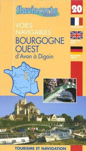 Bourgogne Ouest D'avon A Digoin Fluv. 20
