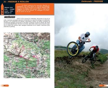 Guide Vtt Hautes Alpes Est Vtopo