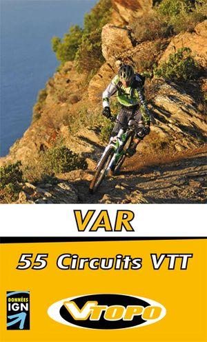 Var Provence Vtopo Mtb Guide