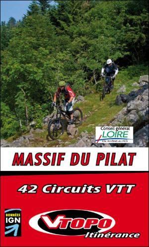 Massif Du Pilat Vtopo Mtb Guide