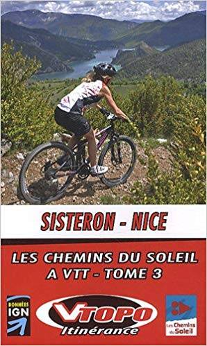 Sisteron Nice Tome 3 Vtopo Mtb Guide