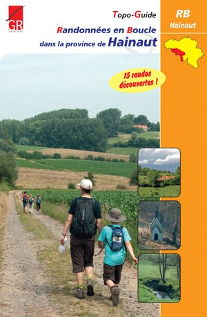 Hainaut prov. 15 rand. en boucle