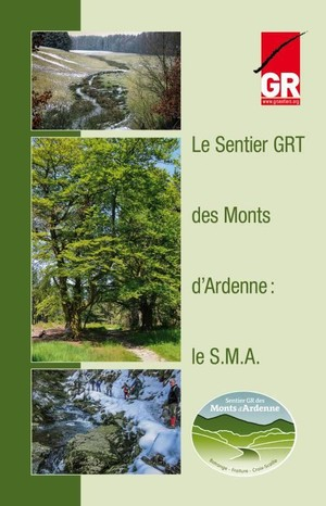 Sentier GR des Monts d'Ardenne