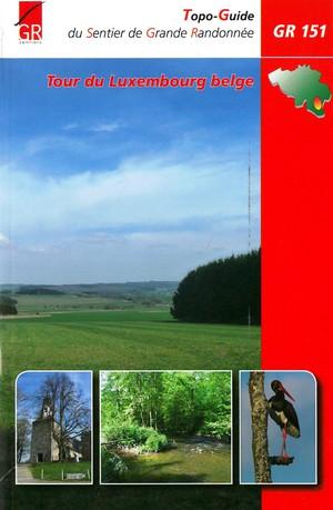 GR 151 Tour du Luxembourg Belge
