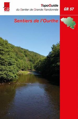 GR 57 Sentiers de l'Ourthe & Sentier du Nord (370km)