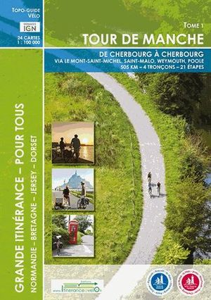 Tour De Manche Tome 1 Cherbourg-dorset