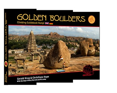 Golden Boulders Hampi / India