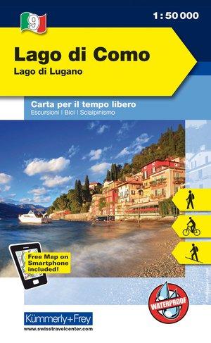 Lake Como / Lake Lugano