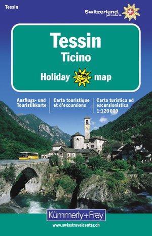 Tessin/ticino 1:120d K+f Holiday
