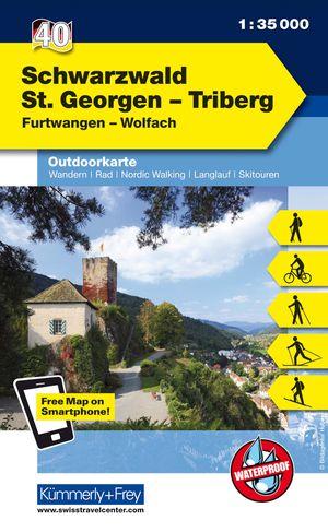 Schwarzwald - St. Georgen Triberg