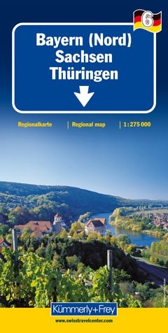 Saxony Thuringe - Bavaria North