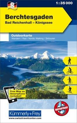 8 Berchtesgaden, Bad Reichenhall, Königssee