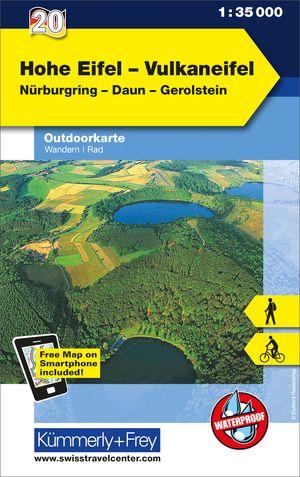 Hohe Eifel / Vulkaneifel