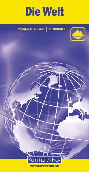 World - Monde - Welt fys.