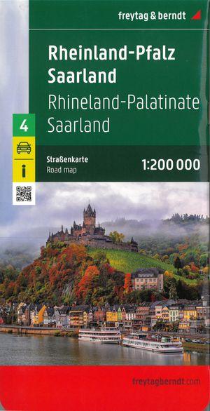 F&B Duitsland 4 Rijnland-Palts, Saarland