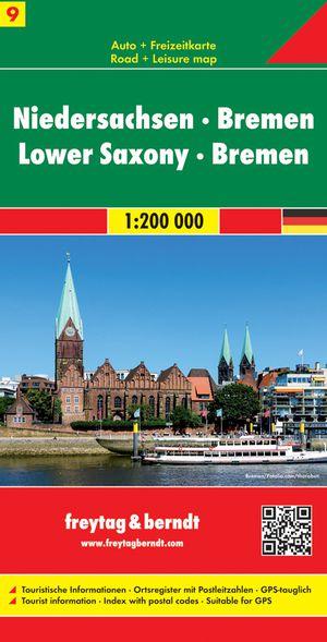 F&B Duitsland 9 Nedersaksen, Bremen