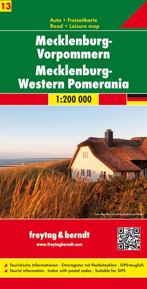 F&B Duitsland 13 Mecklenburg-West-Pommeren