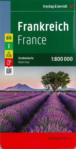 F&B Frankrijk 2-zijdig