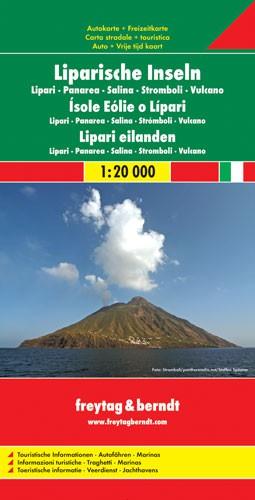F&B Liparische/Eolische Eilanden, Lipari, Panarea, Salina, Stromboli, Vulcano