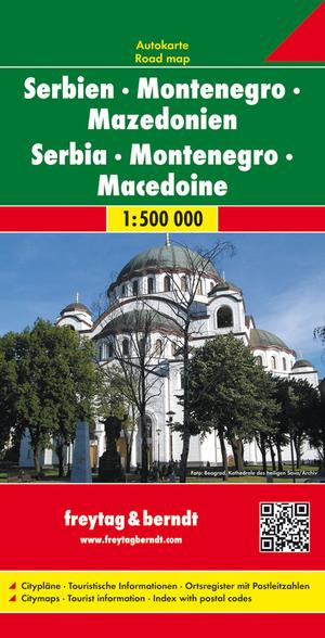 F&B Servië, Montenegro, Kosovo, Macedonië