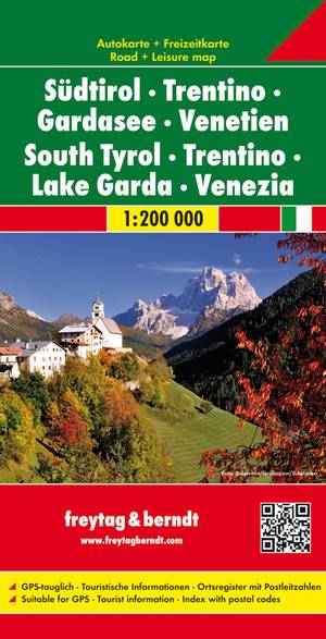 F&B Zuid-Tirol, Trentino, Gardameer, Venetië