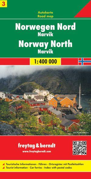 F&B Noorwegen 3, Noord, Narvik