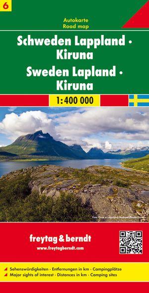 F&B Zweden 6 Lapland, Kiruna