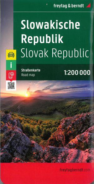 F&B Slowakije 2-zijdig