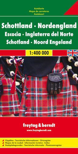 F&B Schotland, Noord-Engeland
