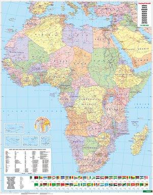 Afrika pol. plano