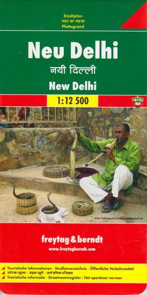Neu Delhi New Delhi 1:12.500 F&b