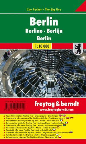 F&B Berlijn city pocket