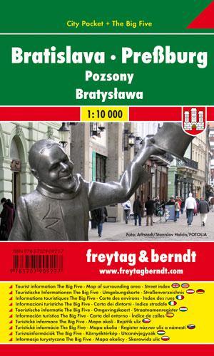 F&B Bratislava city pocket
