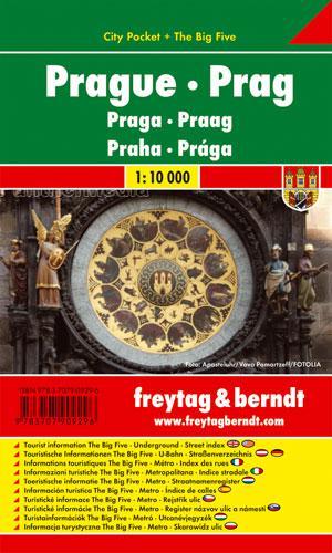 F&B Praag city pocket