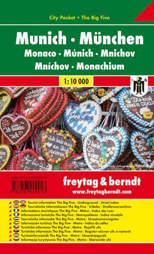 F&B München city pocket