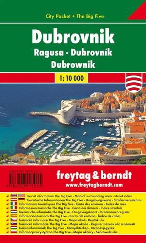 F&B Dubrovnik city pocket