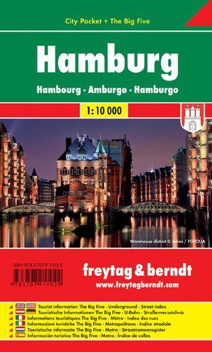 F&B Hamburg city pocket