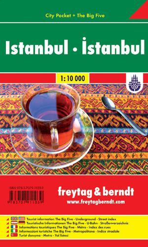 F&B Istanbul city pocket