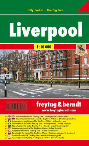 F&B Liverpool city pocket