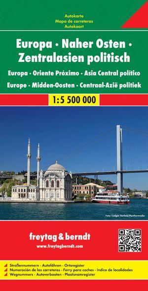 F&B Europa, Midden-Oosten, Centraal-Azië