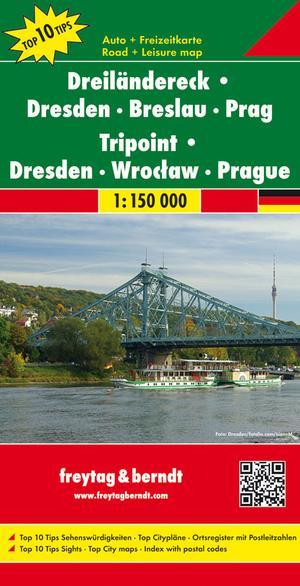 F&B Grensdriehoek, Dresden, Wroclaw, Praag