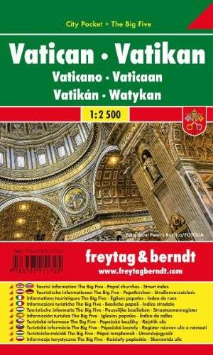 F&B Vaticaanstad city pocket