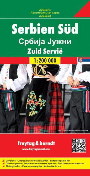 F&B Servië Zuid