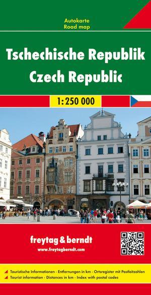 F&B Tsjechië 2-zijdig