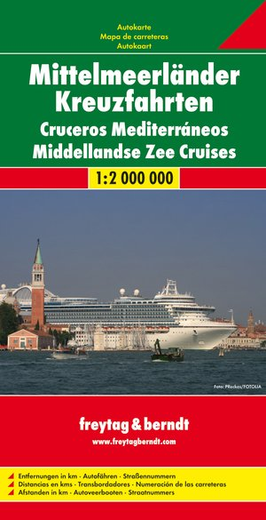 F&B Middellandse Zee Cruises