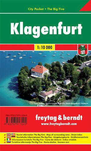 F&B Klagenfurt city pocket