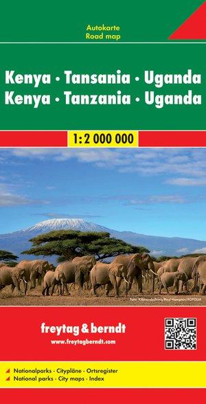 F&B Kenia, Tanzania, Oeganda