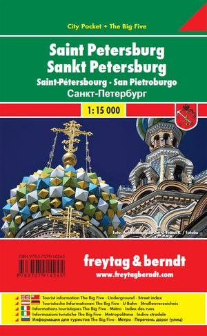 F&B Sint-Petersburg city pocket